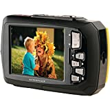Coleman Waterproof Digital Camera with Dual LCD