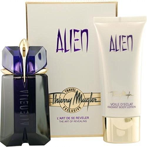 thierry Mugler 2 pcs. gift set [l 2.0Oz Eau De Parfum Spray + 3.4 oz. body lotion ] ()