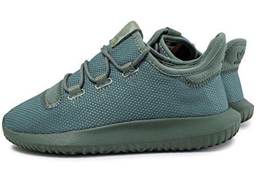 adidas Tubular Shadow C, Zapatillas de Deporte Unisex Niños Verde (Vertra / Vertra / Amatac)
