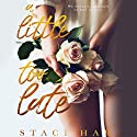 A Little Too Late Audiobook by Staci Hart Narrated by Brian Pallino, Jennifer Stark