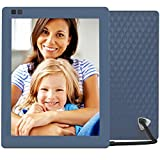 Nixplay Seed 10 WiFi Digital Photo Frame - Blue