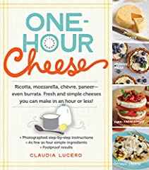 It's a DIY cook's dream come true: It's pizza night, and you've made not only the crust and sauce but the mozzarella, too. Or you're whipping up quesadillas for a snack, using your homemade Triple Pepper Hack. Or the dinner pa...