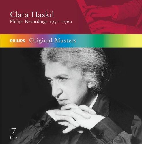 Clara Haskil - Philips Recordings 1951-1960 (7 CDs) (Philips Philips Cd)