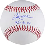 Corey Kluber Cleveland Indians Autographed Baseball with 14/17 CY Inscription - Fanatics Authentic Certified