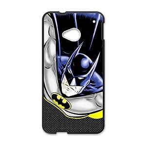 Batman Black HTC M7 case wangjiang maoyi
