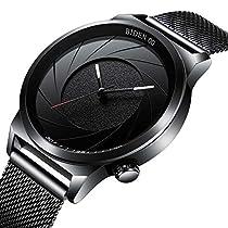 腕時計、メンズ腕時計、ビジネスデザインシンプルなスポーツブラ...