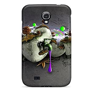 Trolford Design High Quality Give Me Any Title Name Cover Case With Excellent Style For Galaxy S4