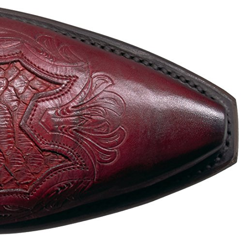 Lucchese Bootmaker Womens Beatrice Western Boot Red Vg3fAuREnm