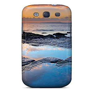 High Quality Rock Pool Case For Galaxy S3 / Perfect Case