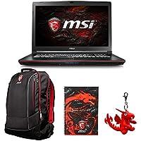 MSI GP72VR Leopard Pro-281 VR-Ready 17.3 Gaming Laptop - Core i7-7700HQ (Kaby Lake), GTX1060, 16GB DDR4, 1TB HDD, Windows 10 + Gaming Bundle