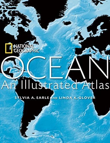 Ocean: An Illustrated Atlas (Hardcover)
