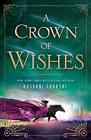 book cover of A Crown of Wishes