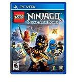 LEGO Ninjago: Shadow of Ronin - PlayStation Vita -  Warner Home Video - Games