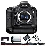Canon EOS-1D 0931C002 20.2MP Digital SLR Camera Body Mark II (Black)