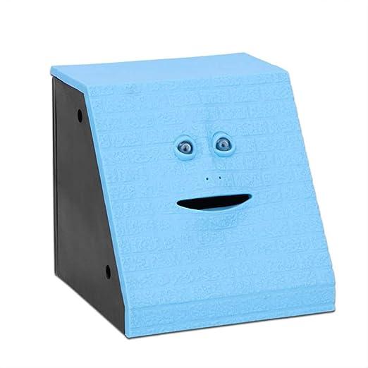 RUOXI Hucha Caja De Ahorro Automática Chewing Piggy Bank Cat Caja ...