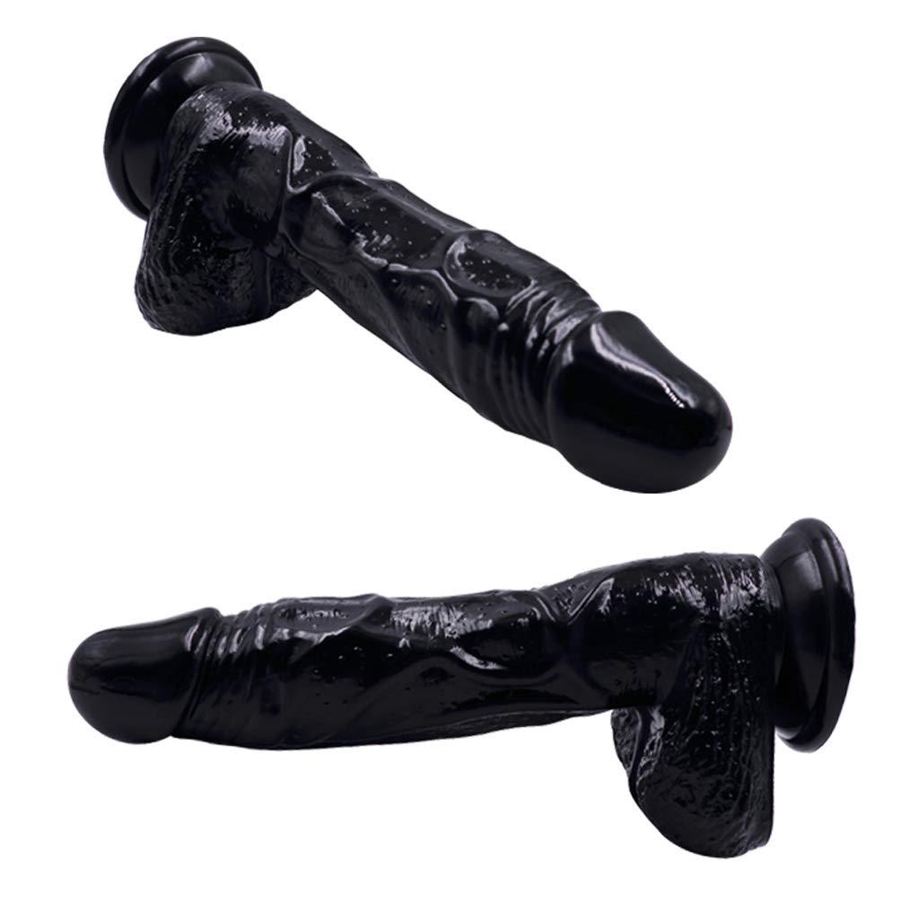 Dildo Pulgadas Simulación Pene Masaje Stick 8,85 Pulgadas Dildo PVC Simulación Consolador Pareja Juguetes Sexuales,C f5a8af