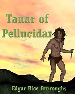 book cover of Tanar of Pellucidar