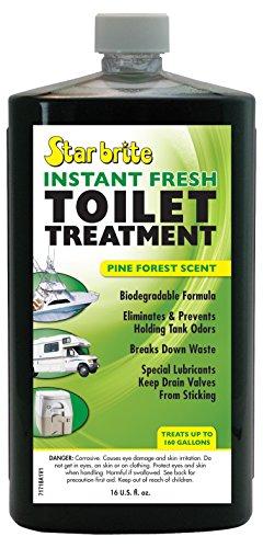 Star Brite Toilet (Star brite Instant Fresh Toilet Treatment Pine Scent - 16 oz)