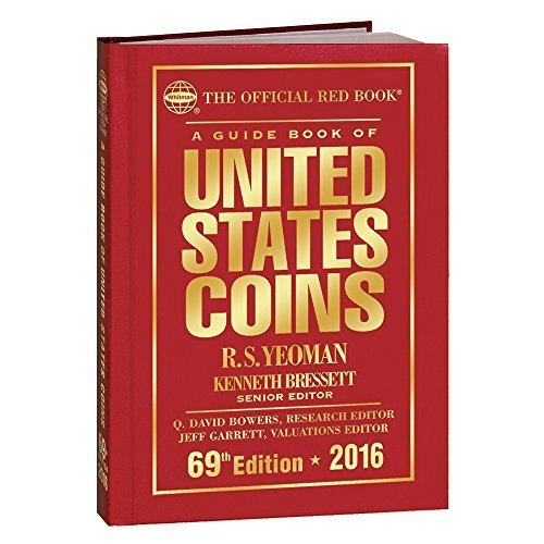 A Guide Book of United States Coins 2016 by Kenneth Bressett, R. S. Yeoman (2015) Hardcover