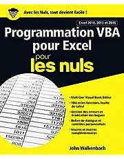 PROGRAMMATION VBA POUR EXCEL 2010 ET 2013 POUR LESNULS