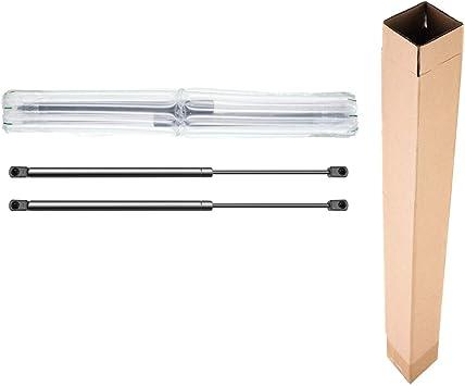 2pc Rear Window Lift Support Shock Strut for Nissan Pathfinder Infiniti QX4