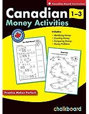 Canadian Money Activities Grades 1-3