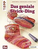 Das geniale Strickding: Socken und Stulpen einfach gemacht