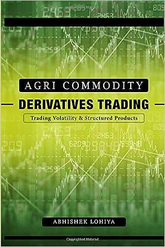 Amazon com: Agri-Commodity Derivatives Trading: Trading