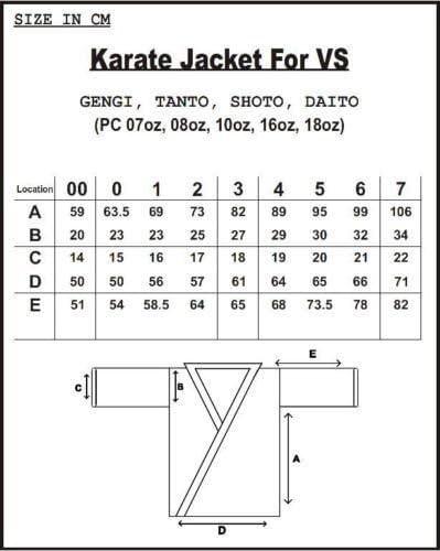 V.Sports /Étudiant Costume de karat/é Adulte Costume de Karat/é Blanc Uniforme Poly//Coton Gi inc Ceinture Gratuite M//W Presr/étr/éci Kimono