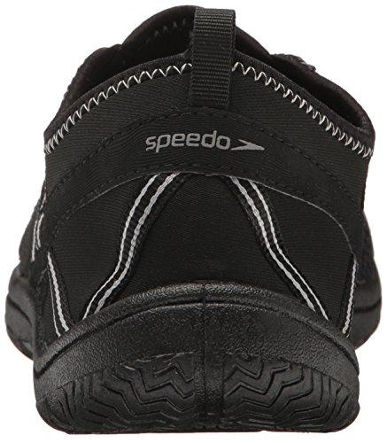 Speedo Herren Seaside Lace 5.0 Athletic Wasserschuh Schwarz Schwarz