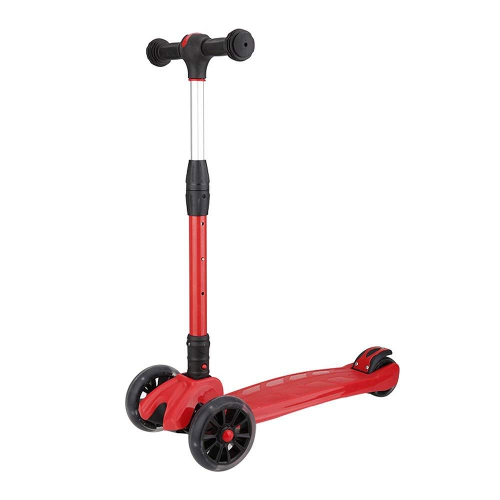 Runplayer Red 子供の三輪スクーターに適して、男性と女性のために利用できる、利用できる、折り畳まれたフラッシュ、バランススクーター、さまざまな色にすることができます Runplayer ( : Color : Red ) B07R38WFGD, テイネク:9f209025 --- arvorerazu.dominiotemporario.com