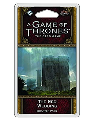 Games of Thrones 2nd Edition: The Red Wedding by Fantasy Flight Publishing