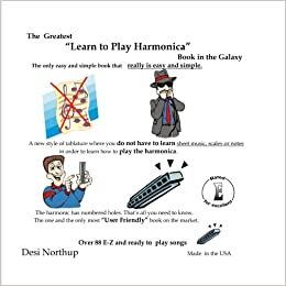"{* FB2 *} The Greatest ""Learn To Play Harmonica"" Book In The Galaxy. leverage global Public Cadet usando sobre Welcome"