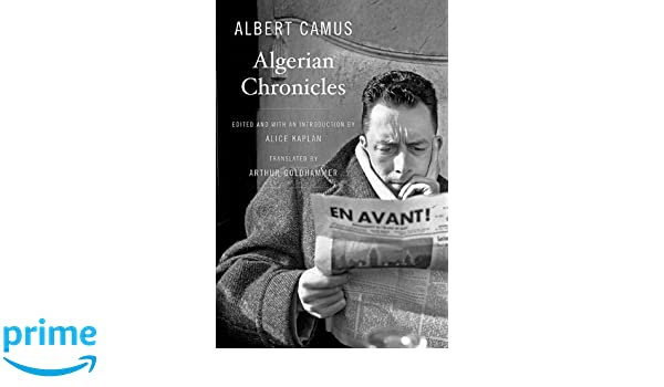 Algerian Chronicles: Amazon.es: Albert Camus: Libros en idiomas extranjeros