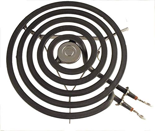 (WB30M1 Surface Element for GE 6-Inch Electric Range Burner by PartsBroz - Replaces Part Numbers AP2634727, AH243867, CH30M1, PS243867, WB30M0001, WB30X5129, YCH30M1, and More)