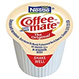 NESTLE COFFEE-MATE Coffee Creamer, Original, liquid creamer singles, Pack of 180