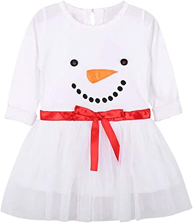 POLP niño Regalo Navidad Bebe Pijama Rojo Navidad Bebe Disfraz Ropa Invierno niña Manga Larga Camiseta