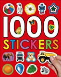 1000 Stickers, Roger Priddy, 0312504926