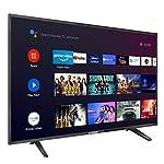 Kodak 140 cm (55 Inches) 4K Ultra HD Certified Android LED TV 55UHDX7XPRO (Black) (2020 Model)