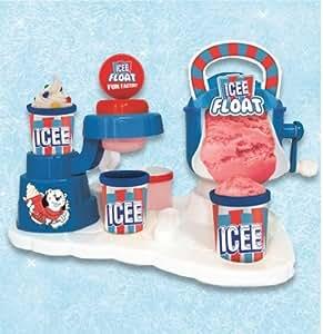 Amazon.com: Icee Ice Cream Fun Factory Building Kit: Toys ...