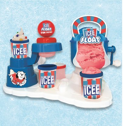 ICEE Ice Cream Fun Factory Building Kit (Factory Building Kit)
