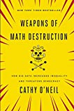 img - for Weapons of Math Destruction: How Big Data Increases Inequality and Threatens Democracy book / textbook / text book