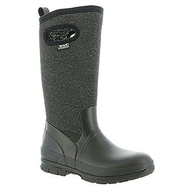Amazon.com | Bogs Women's Crandall Tall Snow Boot | Snow Boots