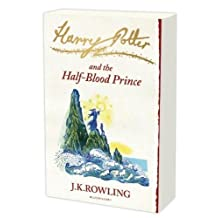 Harry Potter and the Half-Blood Prince (Harry Potter Signature Edition) by Rowling, J. K. (2010) Paperback