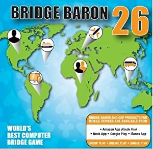 Bridge Baron 26 (PC/MAC)