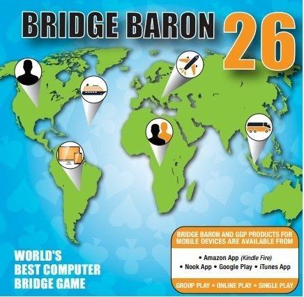 Price comparison product image Bridge Baron 26 (PC / MAC)