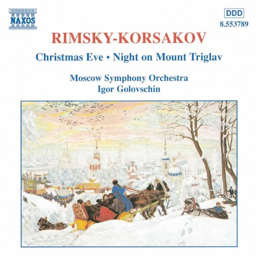 Rimsky-Korsakov: Christmas Eve / Night On Mount Triglav