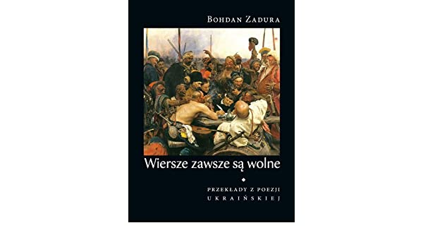 Wiersze Zawsze Sa Wolne Amazones Bohdan Zadura Libros En