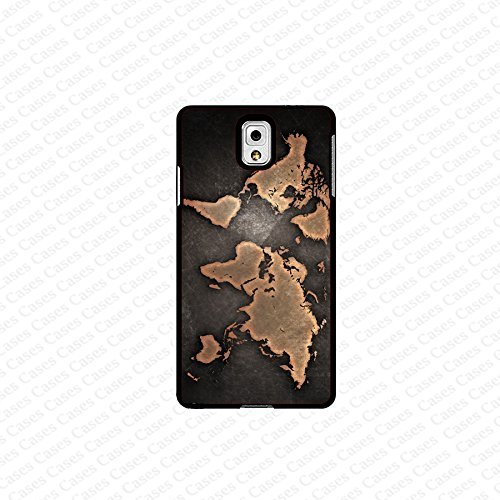 krezy case Galaxy Note 4 case- world map samsung Galaxy Note 4 case- Cute Note Case, Galaxy Note 4 Case