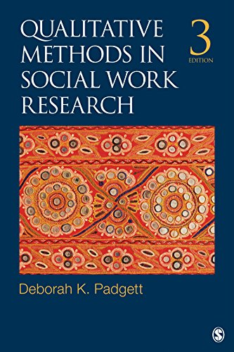Qualitative Methods in Social Work Research (SAGE Sourcebooks for the Human Services Book 36)
